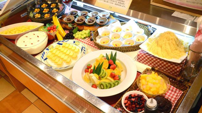 旬菜食健 ひな野 - 料理写真:デザートも豊富!!