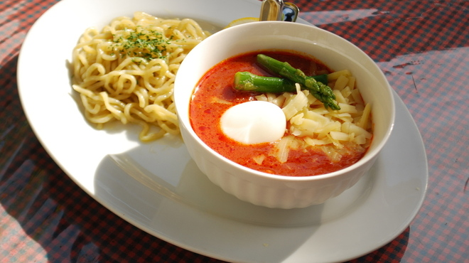 ソファリ - 料理写真:つけナポリタン