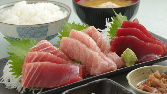 まるいち食堂 - 料理写真: