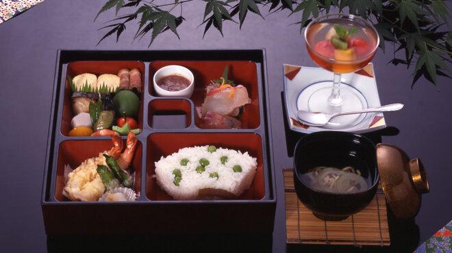 人丸花壇 - 料理写真:幕の内
