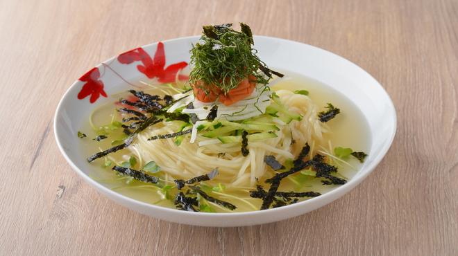 熟成和牛焼肉エイジング・ビーフ - 料理写真:紀州梅冷麺
