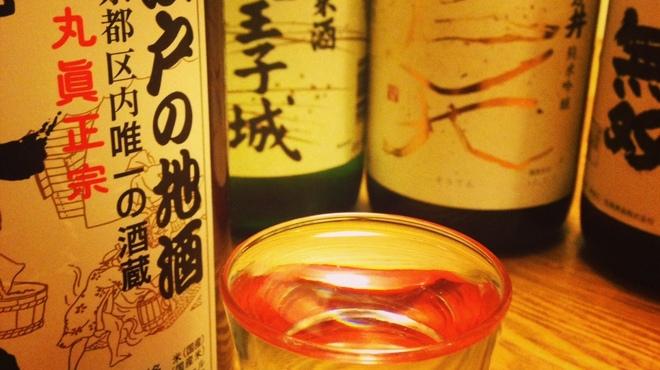 宮戸川 - 料理写真:江戸(東京)の地酒