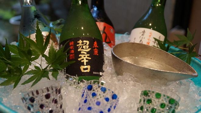 おばな - 料理写真:奈良の地酒