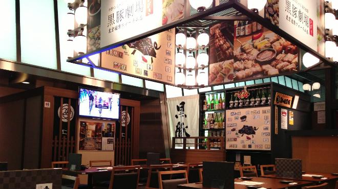 ひびき黒豚劇場 - メイン写真: