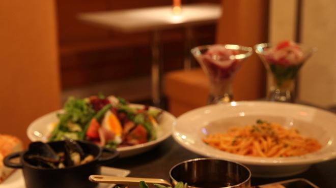 マディソン ニューヨーク キッチン - 料理写真: