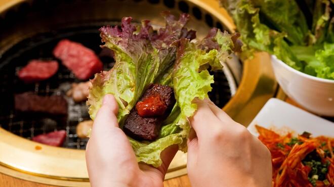 野菜と食べる焼肉&ホルモン わ - メイン写真: