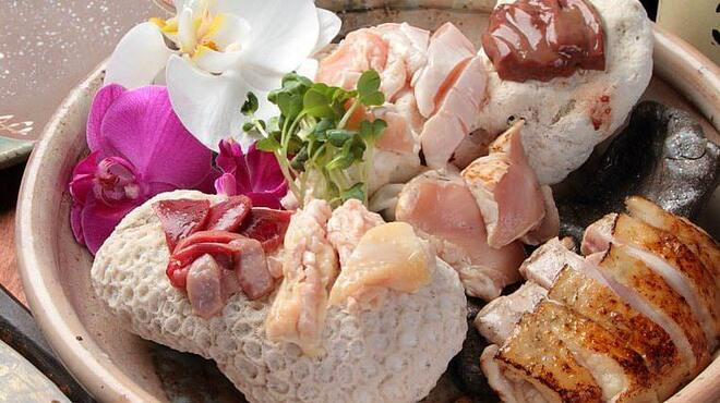 鶏家 六角鶏 - メイン写真: