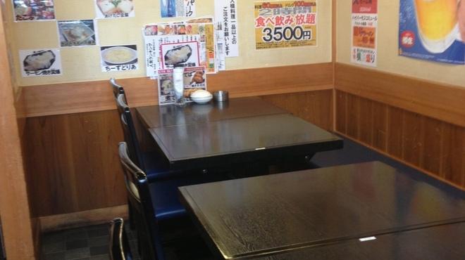 ビール100円『たんと③』 - 内観写真:2Fフロアー15名様用BOXシート 周囲の目が気にならず、自分達だけの空間に (^^)