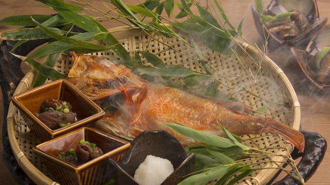 小野の離れ - 料理写真: