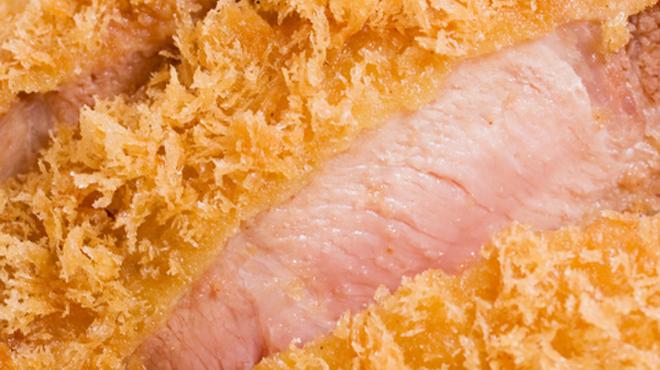 豚組 - 料理写真:ジューシーさを残した、微妙な揚げ具合にこだわり。