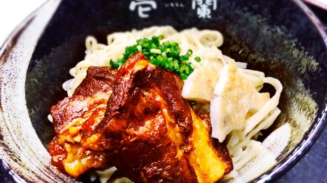 壱蘭 - 料理写真:軟骨ソーキそば