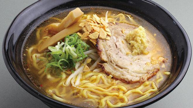 麺屋 國丸 - 料理写真:北海道百年味噌ラーメン