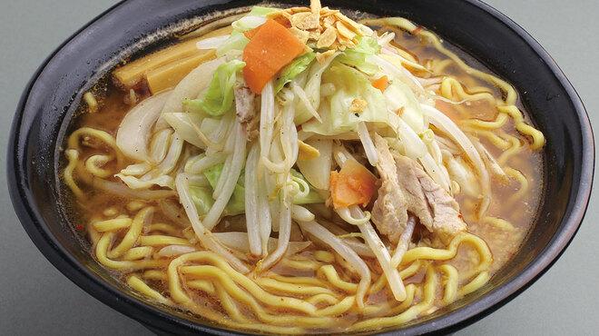 麺屋 國丸 - 料理写真:北海道百年味噌野菜ラーメン
