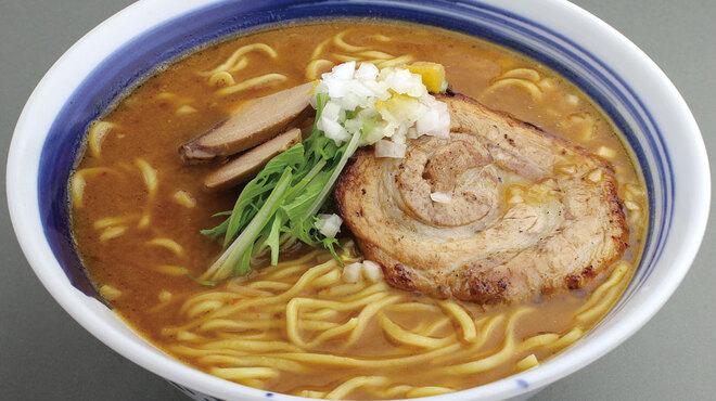 麺屋 國丸 - 料理写真:土佐カツオ味噌ラーメン