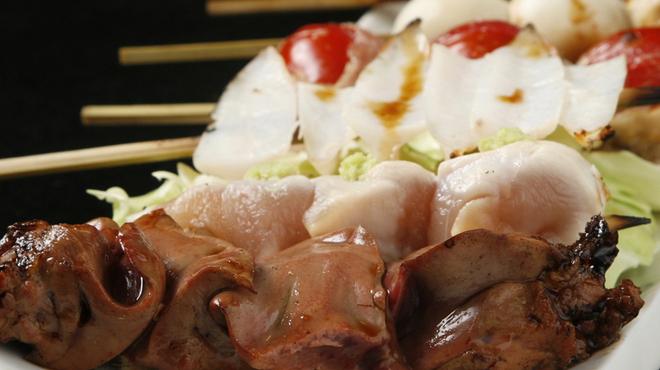 とり元 - 料理写真: