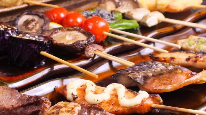 魚串さくらさく立川 - メイン写真: