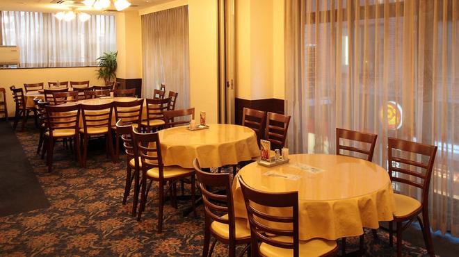 中華料理 彩香 - メイン写真:円卓個室