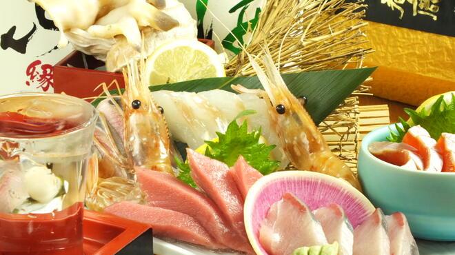 海鮮 居酒屋 一松 魚力 - メイン写真: