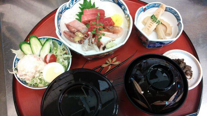 甲寿司 - 料理写真:刺身定食