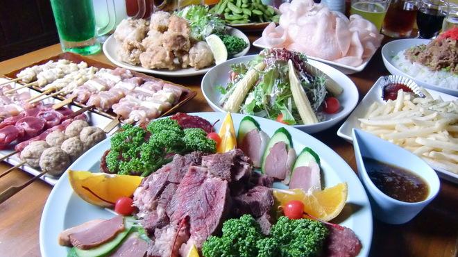 酒場山文魚 - 料理写真:宴会コース