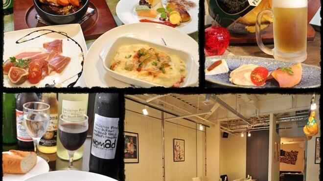 洋食・ビアホール ノマド - メイン写真: