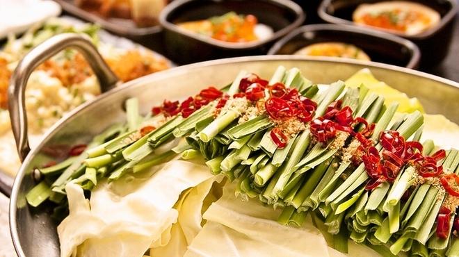 木村屋本店 - 料理写真:宴会コースはすべてもつ鍋付き!