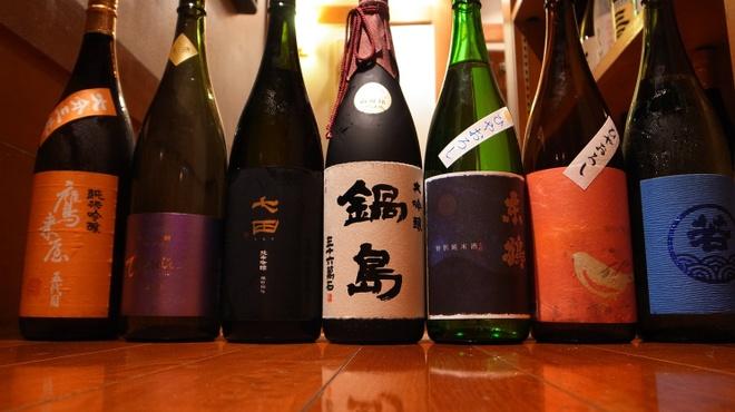 桜藩 - 料理写真:【日本酒】ここでしか飲めない?九州の特選地酒