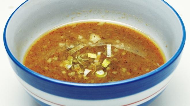 らーめん影武者 - 料理写真:つけ麺スープ