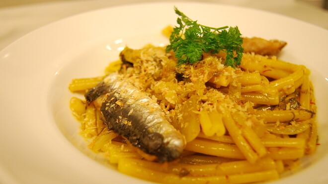 トラットリア グランボッカ - 料理写真: