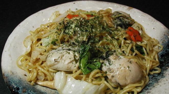 かきと旬鮮料理とおそば 開 - 料理写真: