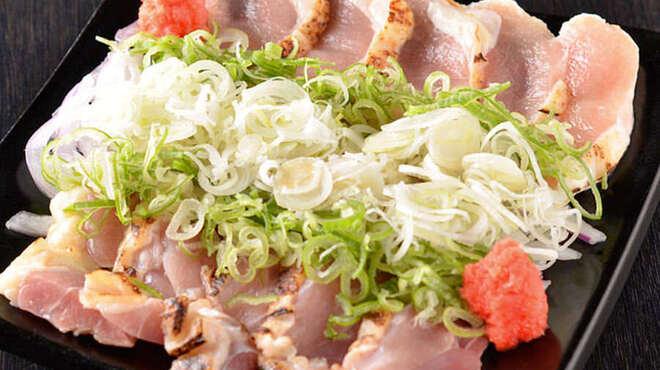 六本木 阿波尾鶏 - 料理写真: