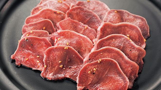 すたみな太郎 - 料理写真:豚タン