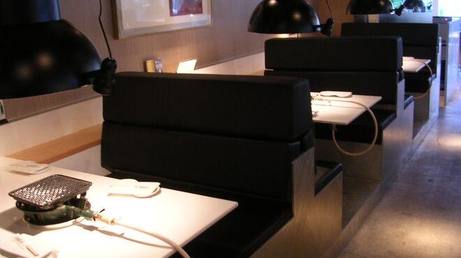 巨牛荘 - 内観写真:ボックスシート席 2名~6名