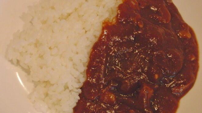ヒコバンバン - 料理写真:自家製、ハヤシライス