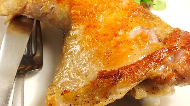 八王子大衆ビストロ ぐりぐり - 料理写真:豪快!さつま鶏の骨付きもも焼き