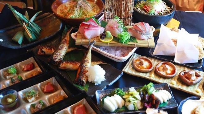 なかめのてっぺん - 料理写真: