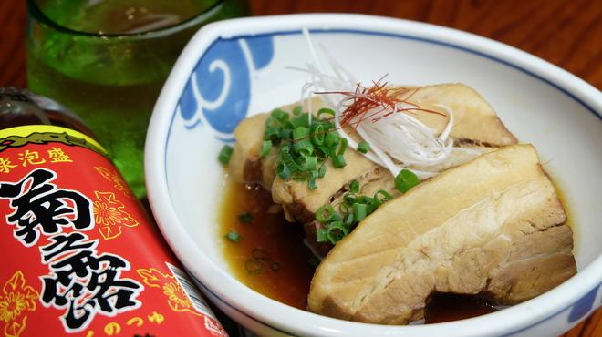 ちゅら海の台所 花花 - 料理写真: