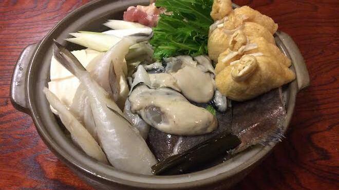 たけみ - 料理写真:寄せ鍋