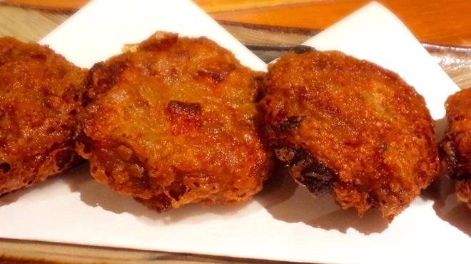 我如古 - 料理写真:「ドゥル天」サクッと食感…全て手作りで風味豊か