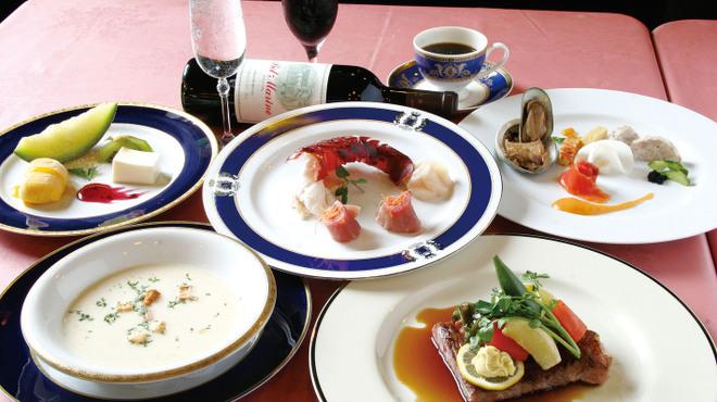 ベルマリン - 料理写真:特別ステーキディナー・・・9,800円