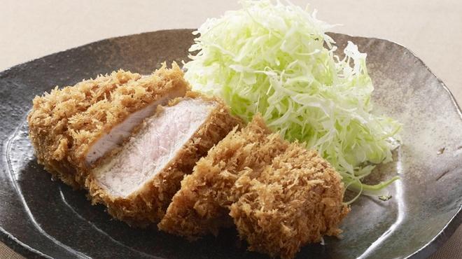 平田牧場 - 料理写真:特厚ロースかつ