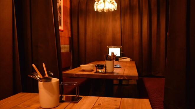 個室ダイニング 和イン食堂 noov - メイン写真:
