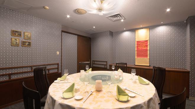 老香港酒家京都 - 内観写真:個室(大)