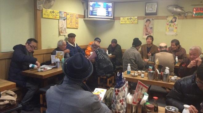 酒津屋 - 内観写真: