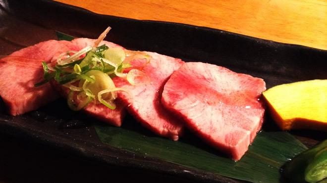 炎 - 料理写真:おすすめ・特選牛タン