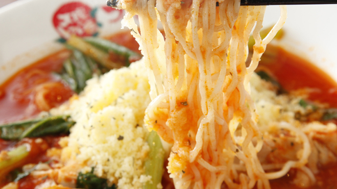 太陽のトマト麺 - メイン写真: