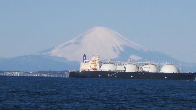 ザ・フィッシュ - 内観写真:一歩外に出てみれば、富士山が一望できるかも知れません!!