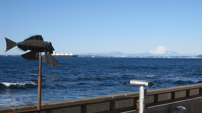 ザ・フィッシュ - その他写真:ほうぼうと東京湾♪