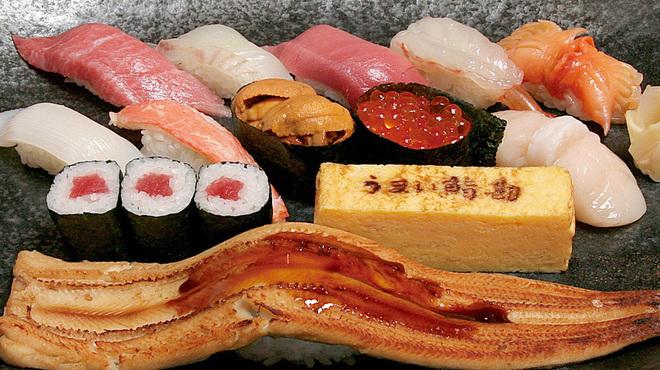 うまい寿司勘