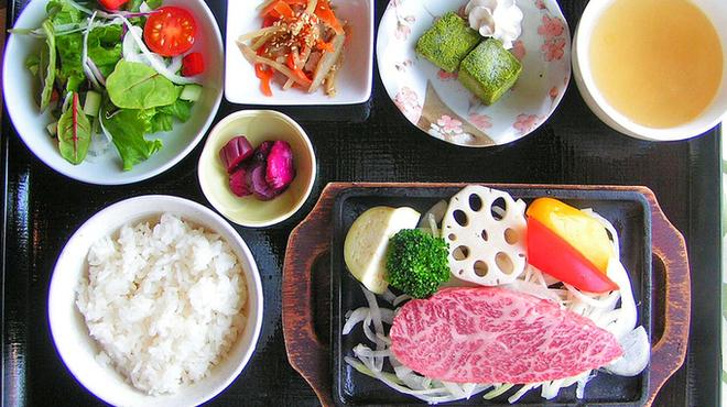 神戸ブランド亭 - 料理写真:神戸牛御膳